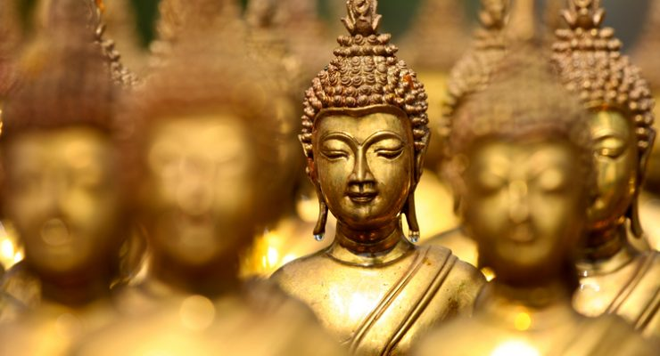 New Center for Buddhist Studies at the University of Arizona