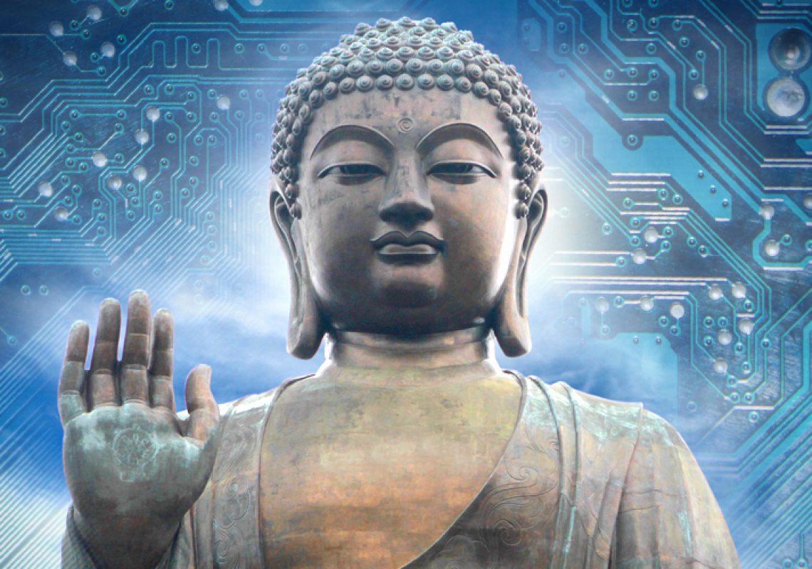 佛教与科技创新:历史背景與现代挑战