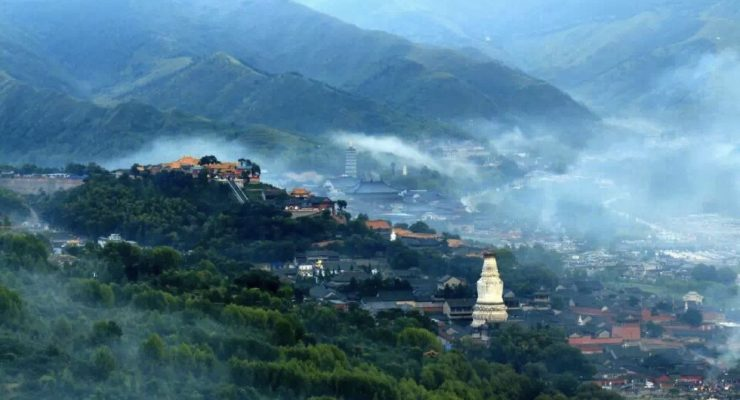 An International and Intensive Program on Buddhism at Mount Wutai