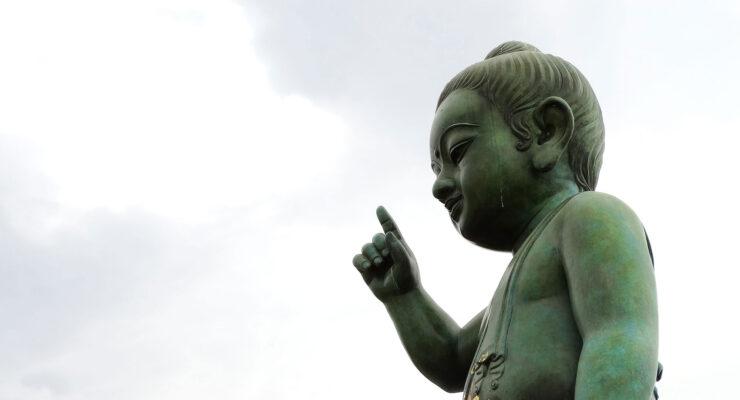 """中国历史上几种主要""""佛灭年代说""""的依据与影响"""