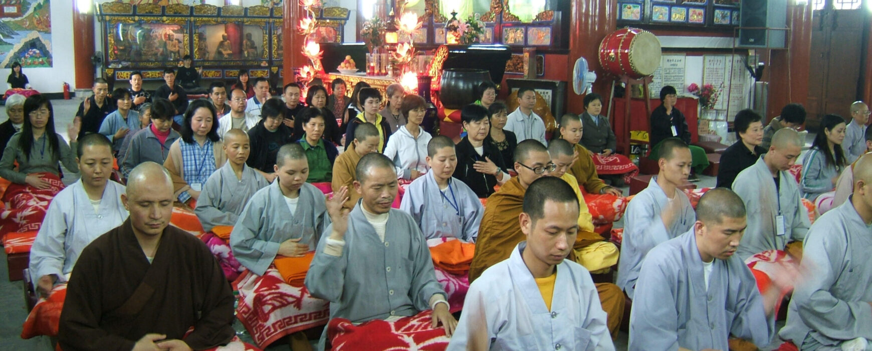 Guest Lecture: Theravāda Meditation within Contemporary Chinese Buddhism. The case of Sichuan Shifosi 石佛寺