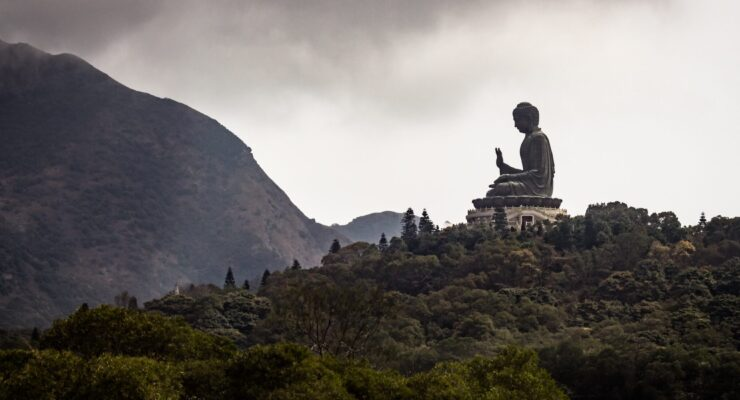 Transmission of Buddhism in Asia and Beyond